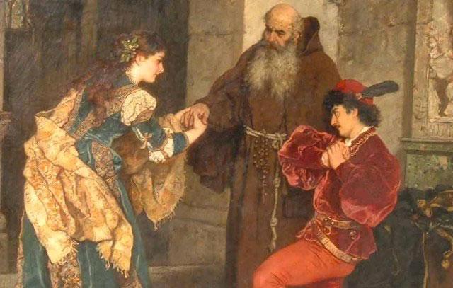 Matrimonio Tema Romeo E Giulietta : La vera storia di romeo e giulietta storiadoc
