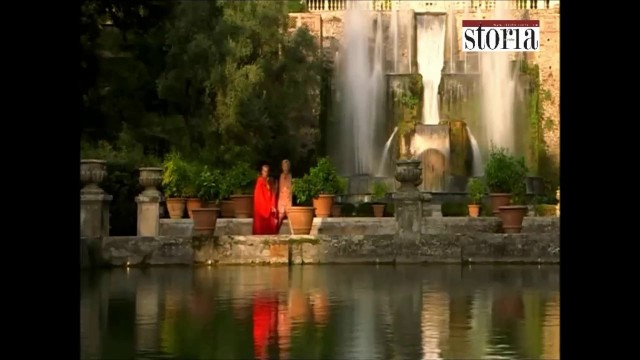 Villa d'Este, la Villa del cardinale