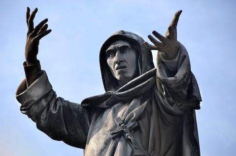 Savonarola's Visions